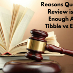 How Continuous is Continuous? Reasons Quarterly Review is Not Enough After Tibble vs Edison