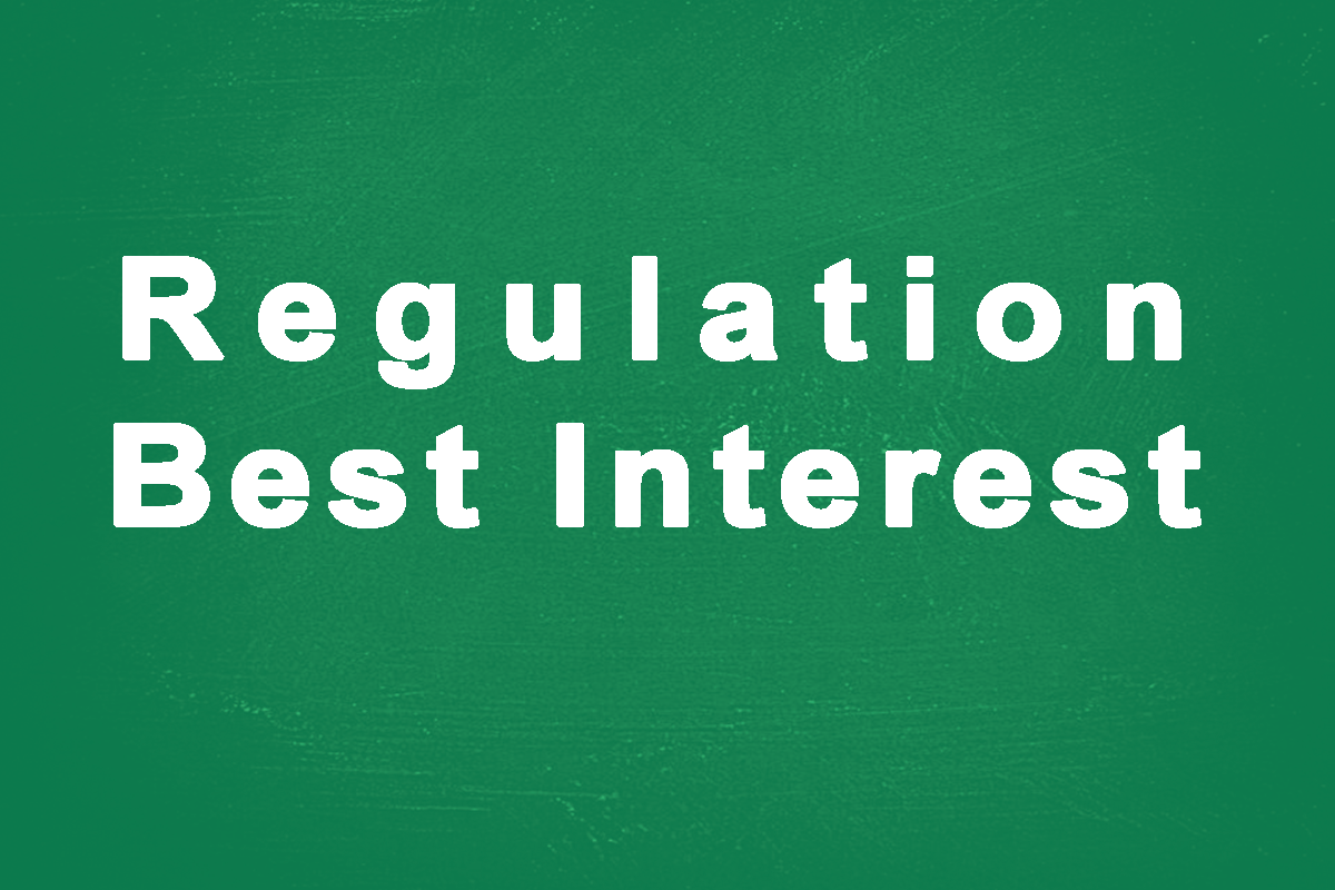 Regulation best interest software