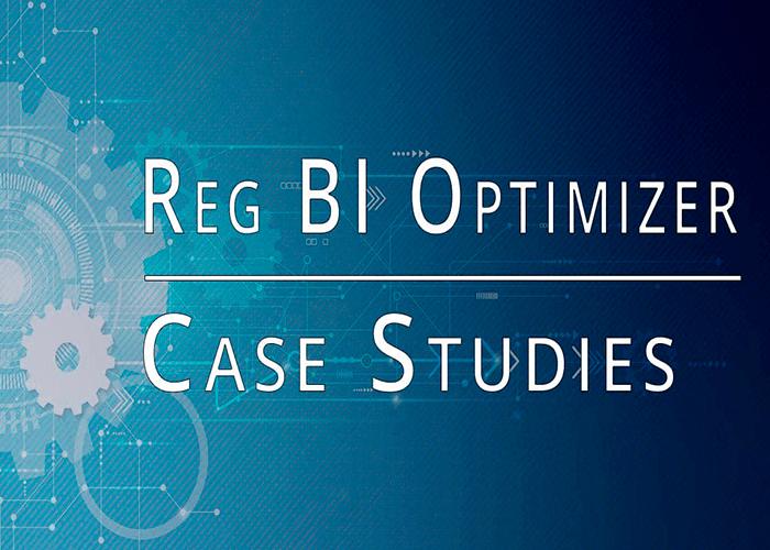Reg BI Optimizer